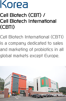 Korea-Cell Biotech International
