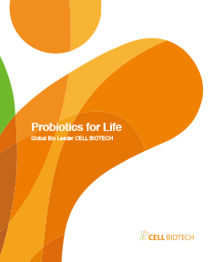probiotics for life, Cell Biotech